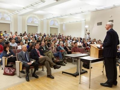 Hunter Rawlings Lecture