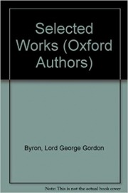 The Oxford Authors: Byron