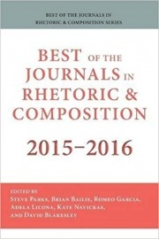 The Best of the Journals in Rhetoric and Composition, 2015-2016