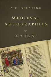 Medieval Autographies