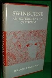 Swinburne: An Experiment in Criticism