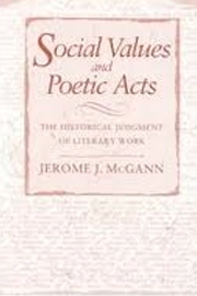 Social Values and Poetic Acts