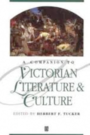 A New Companion to Victorian Literature and Culture
