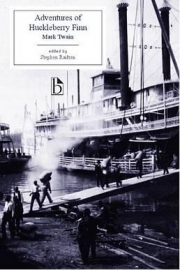 Mark Twain's Adventures of Huckleberry Finn (ed.)